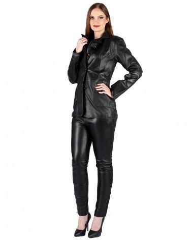 Leatherpants Bella Black...