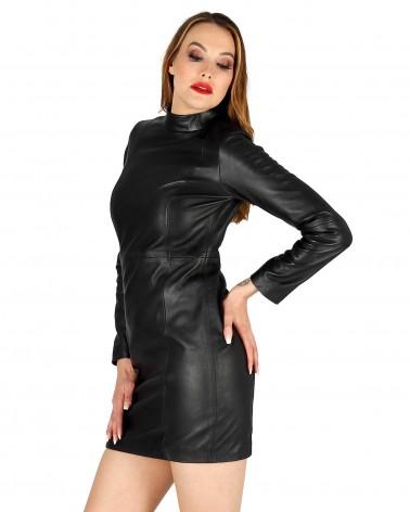 Leather Dress Emily