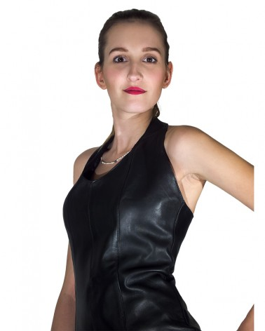 Leather Top Sylt